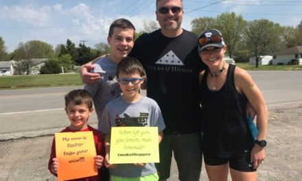 "SOUTHEAST KANSAS TEACHER RUNS THE ""FRONTENAC MARATHON"" TO CONNECT WITH HER STUDENTS"